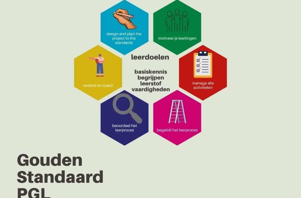 7 leerkrachtvaardigheden voor projectgestuurd onderwijs