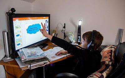ADHD en online onderwijs. 5 tips  om te helpen
